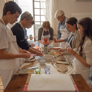 Petits Farcis cookery class
