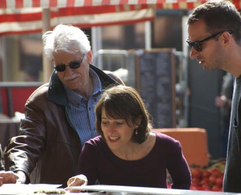 Market tours with Rosa Jackson