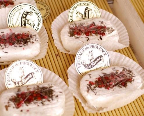 Provençal Goats' Cheese