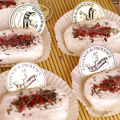 Provencal Goats' Cheese