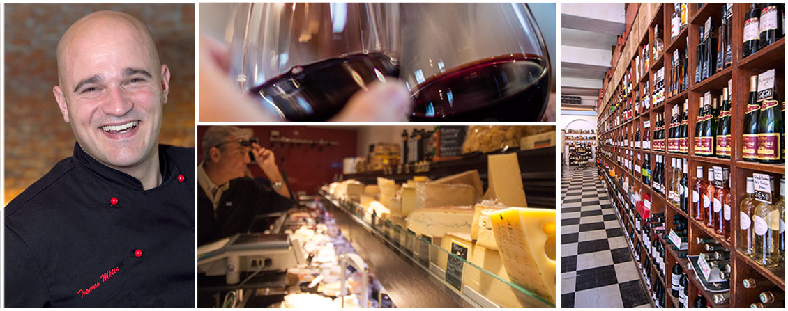 Wine & Cheese Masterclass