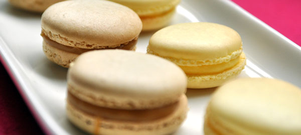 Provençal Macarons class