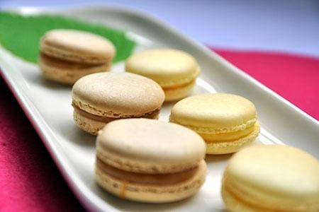 Macarons Provençeaux