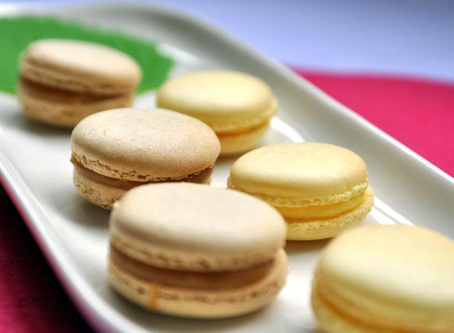 Provençal Macarons